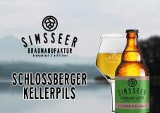 SIMSSEER Schloßberger Kellerpils