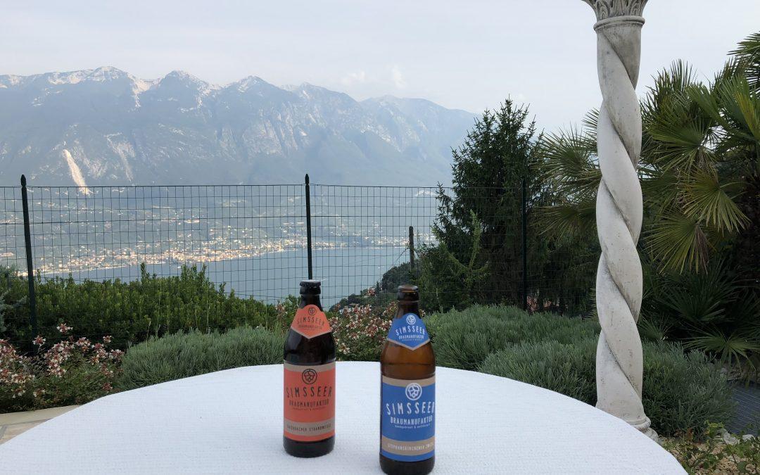 SIMSSEER besucht Gardasee